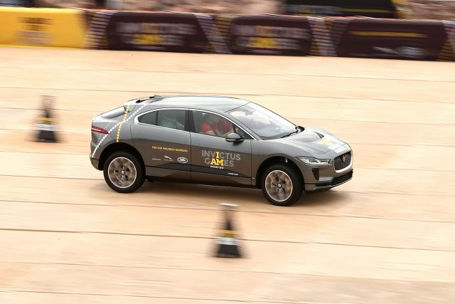 JAGUAR LAND ROVER DRIVING CHALLENGE