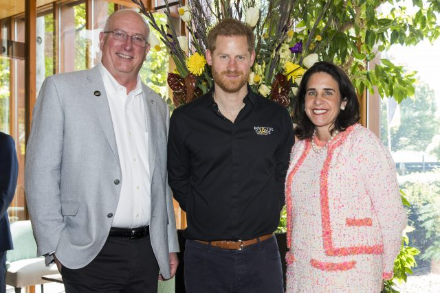 Fisher House Foundation wordt Premier Partner van de Invictus Games The Hague 2020