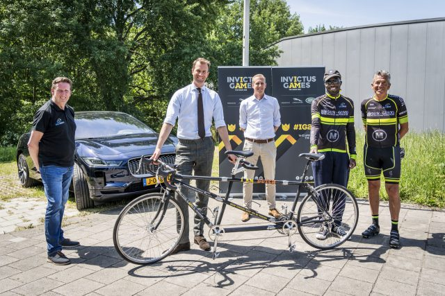 Invictus Games is for the disabled people in The Hague as well