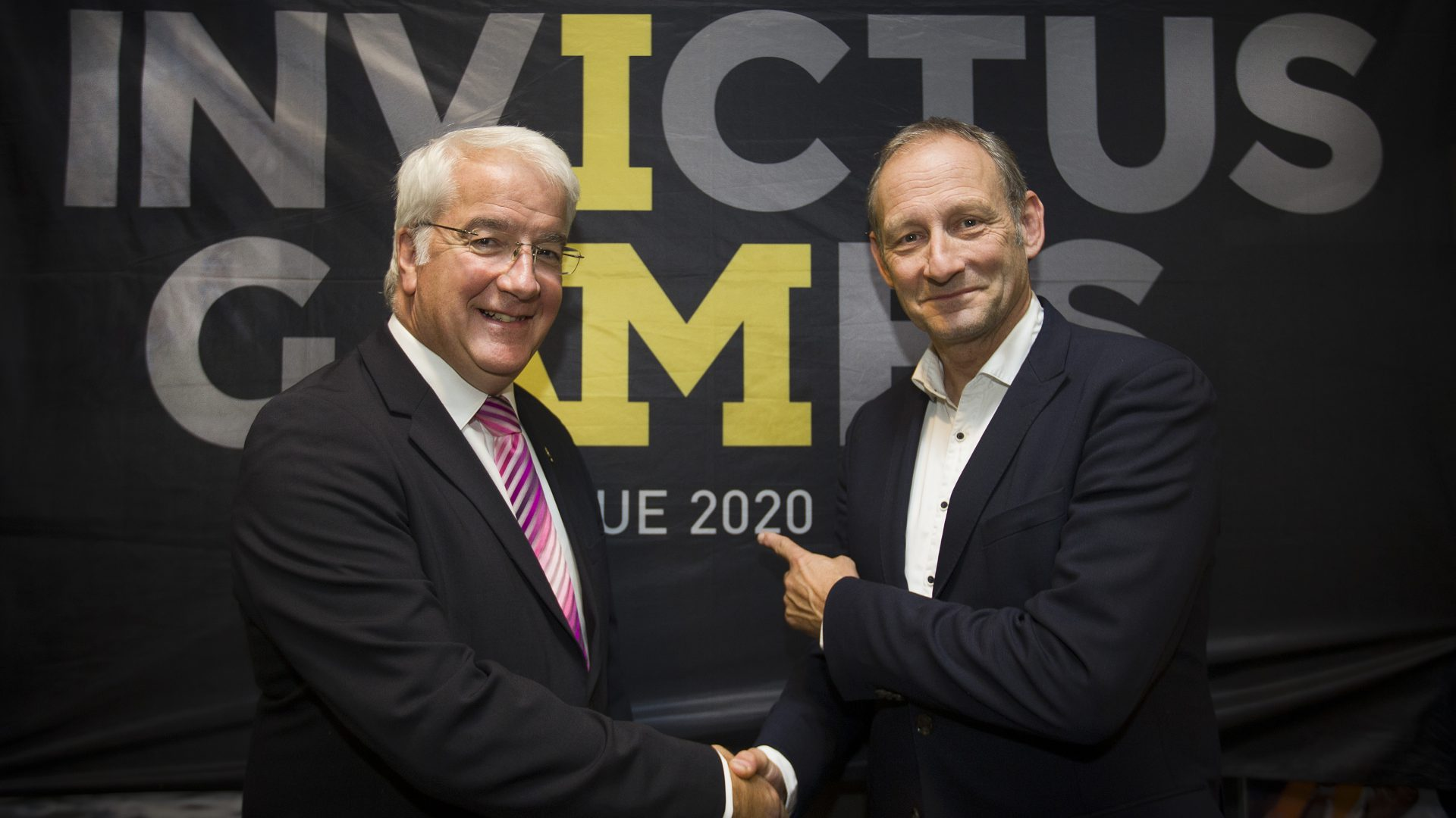 Invictus Games 2020.Lockheed Martin Announced As An Official Supporter Of The