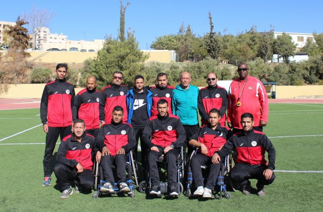 #5 – Understanding for the injured in Jordan thanks to participation in Invictus Games