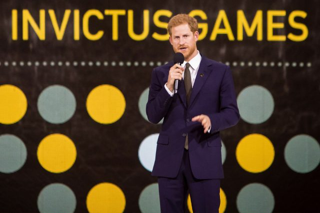 The Duke of Sussex announces the 2022 Invictus Games will be held in Düsseldorf