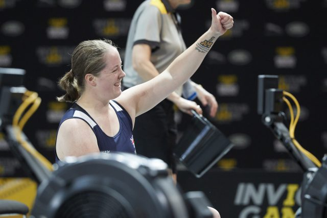#7 – First female team captain of team UK looks forward to the Invictus Games