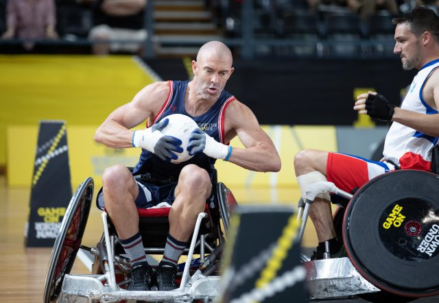 #11 – Invictus Games team captain USA has become a different person